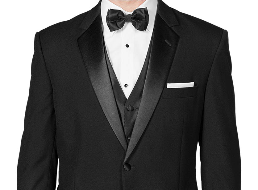 Notch Lapel Tuxedo